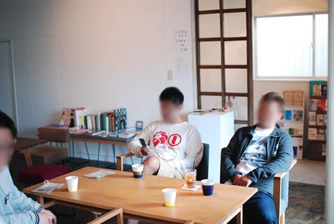 岡山市のシファカフェ(cifa-cafe)でまったり