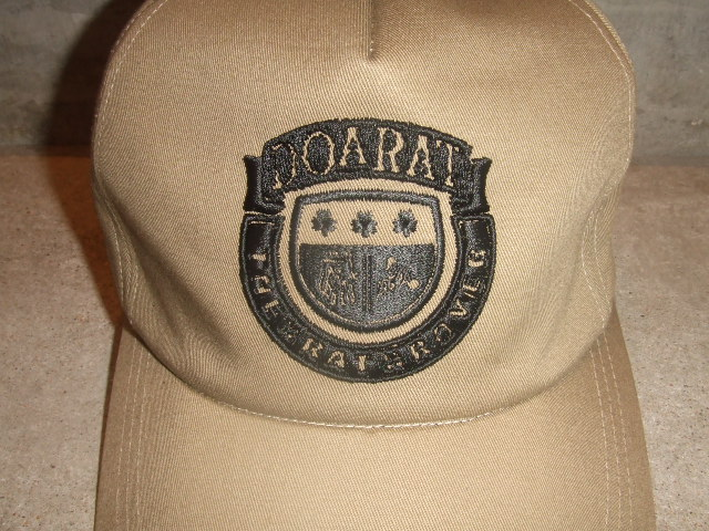 DOARAT RAT AROUND CAP BEIGE