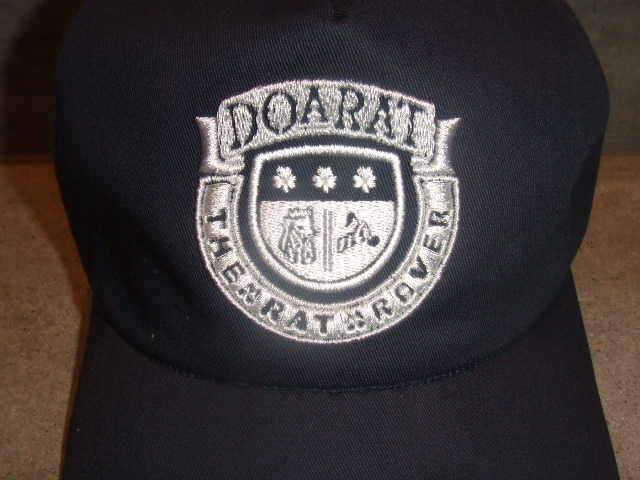 DOARAT RAT AROUND CAP BLACK
