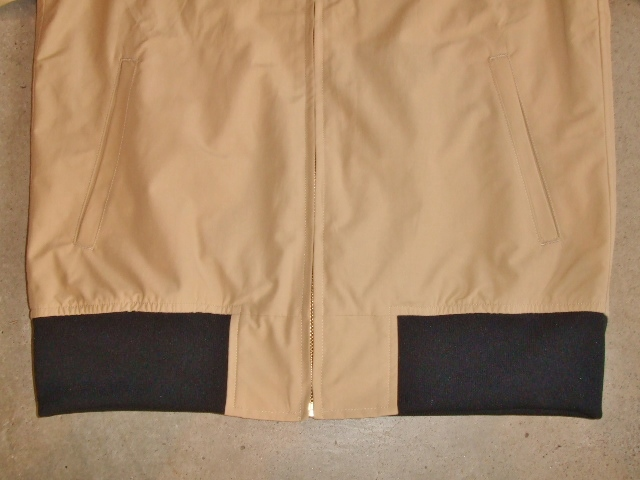 MDY DRIZZLER JACKET BEIGE FT3