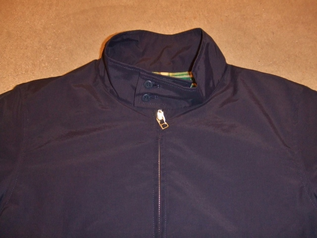 MDY DRIZZLER JACKET NAVY FT1