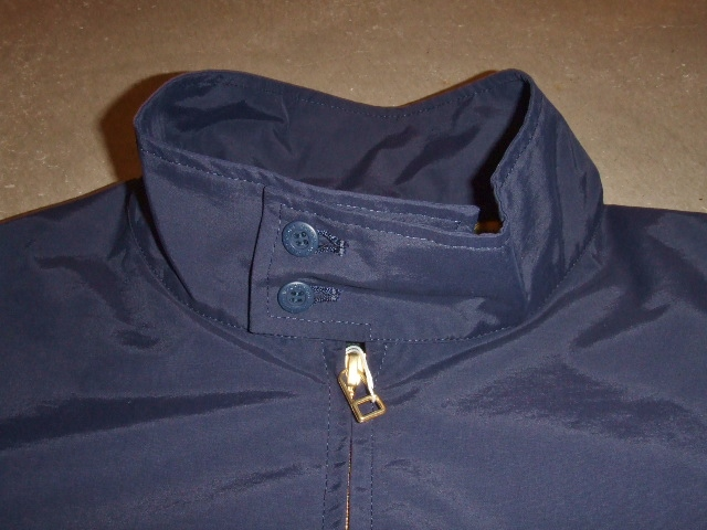 MDY DRIZZLER JACKET NAVY FT2