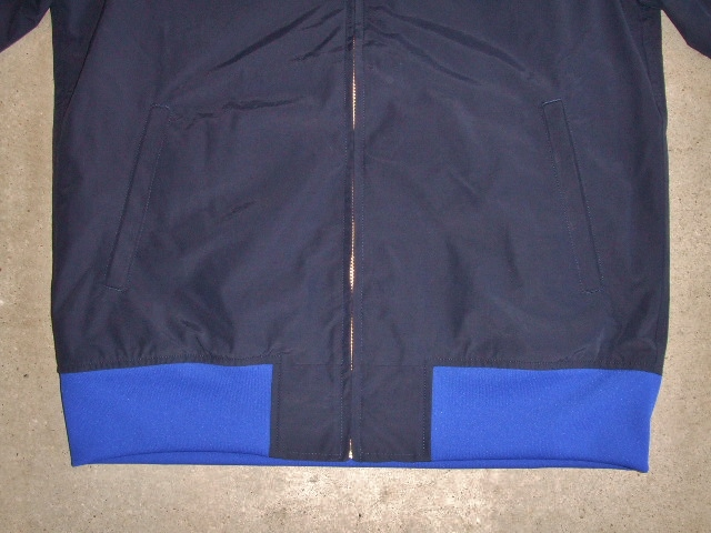 MDY DRIZZLER JACKET NAVY FT3