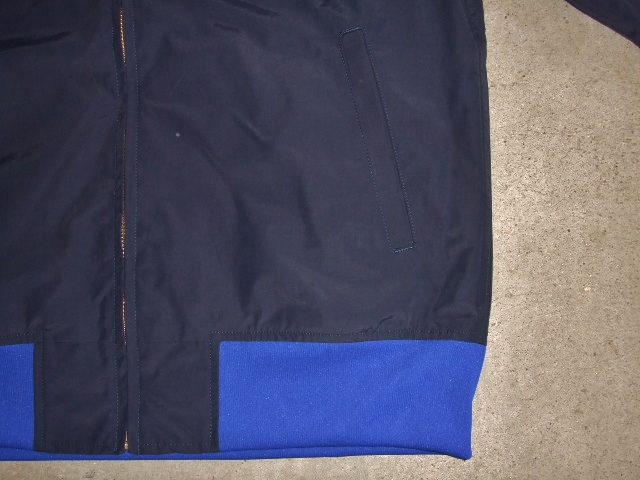 MDY DRIZZLER JACKET NAVY FT4