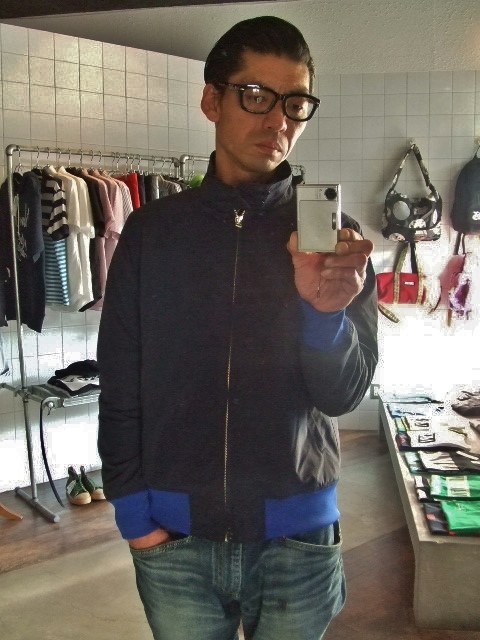 MDY DRIZZLER JACKET ST