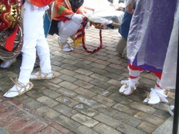 獅子舞足袋