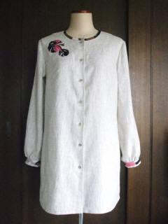 母の羽織物2