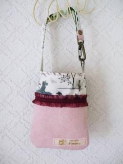 携帯ケース(pink)