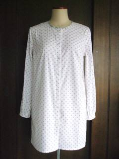 母の羽織物1