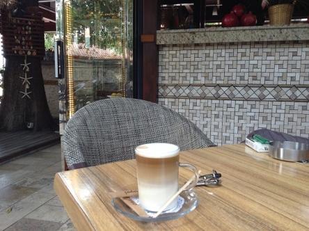 何から何まで気の利いた素敵なカフェ