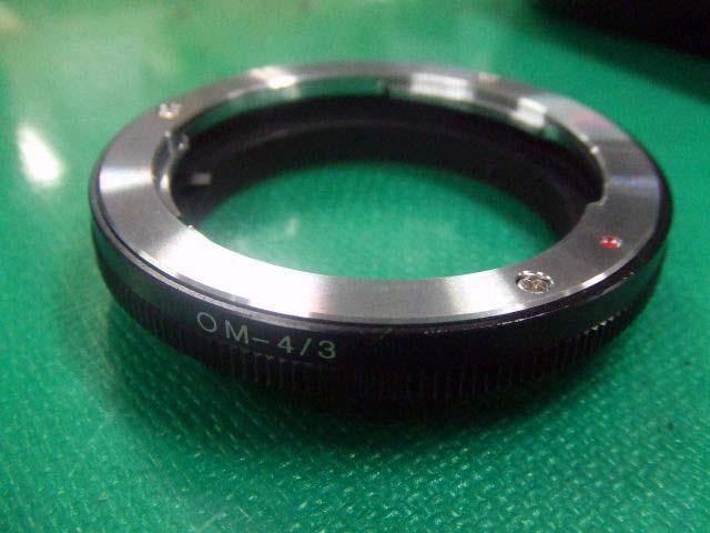 OM-4/3アダプター