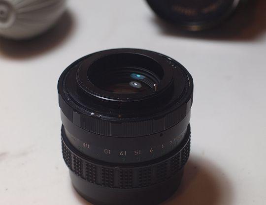 EBCFUJINON 55mm F1.8
