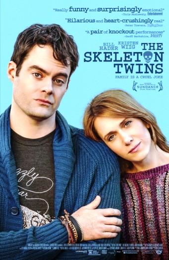 Skeleton Twins Poster