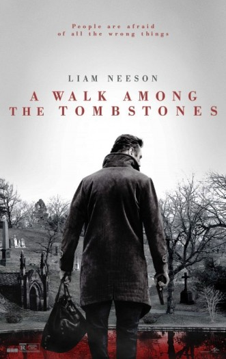 Walk Among Tombstones Poster