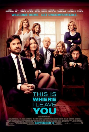 This Where I Leave You Poster