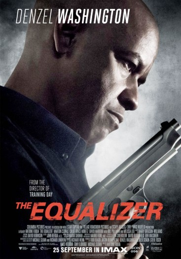 Equalizer Poster