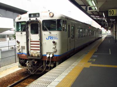 総社行きキハ40形3000番台