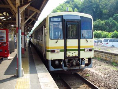 木次行きキハ120形0番台