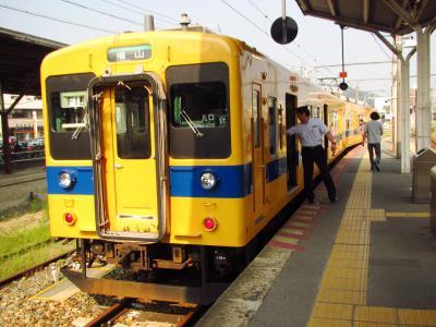 福山行き105系0番台