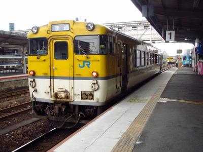 徳山行きキハ40形2000番台