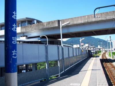 JR大町駅とアストラムライン