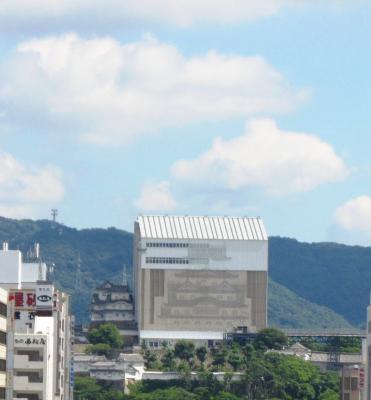 姫路城大天守保存修理中