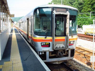 播磨新宮行きキハ122形0番台