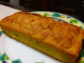 皮ごとかぼちゃのケーキ