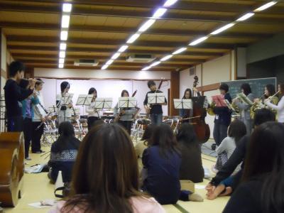 ハルモニームジーク 管楽13重奏