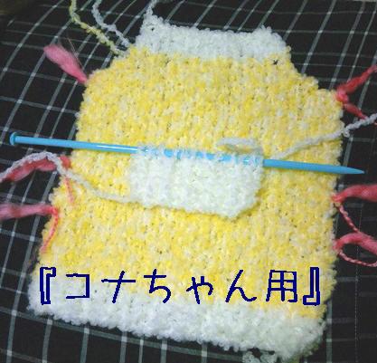 コナのセーター