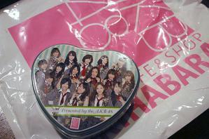 AKB48クッキー
