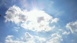雲の中の光 2