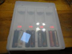 8連充電器