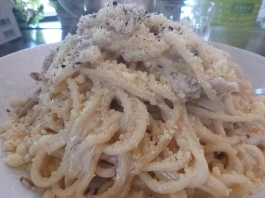 浅草カルボ大盛りデカ盛りスパゲッティカルボナーラ020