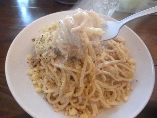 浅草カルボ大盛りデカ盛りスパゲッティカルボナーラ022