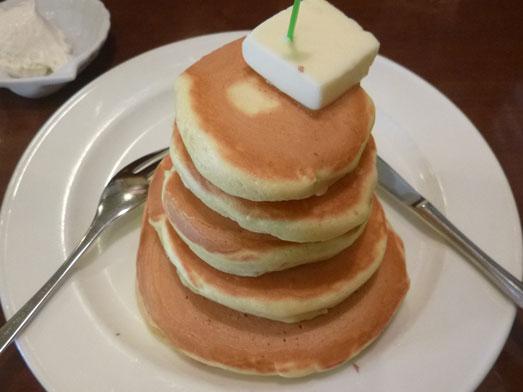 浅草ミモザのパンケーキはビッグホットケーキ017