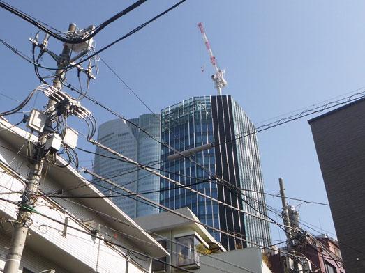 六本木西麻布ラーメン亭七番でランチメニュー006