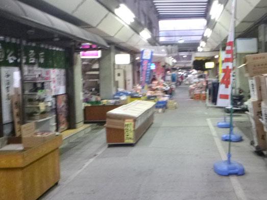 千葉市中央卸売市場関連棟食堂ココットで朝食003
