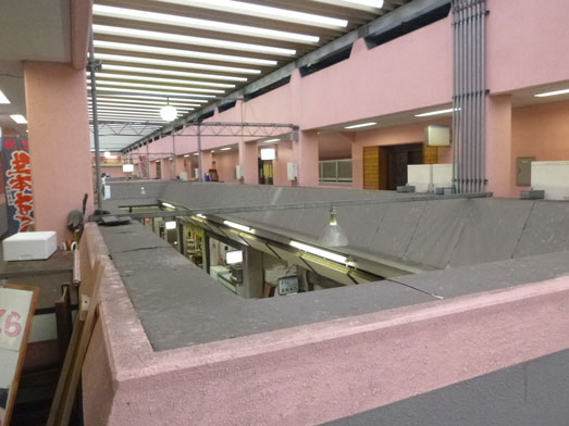 千葉市中央卸売市場関連棟食堂ココットで朝食006