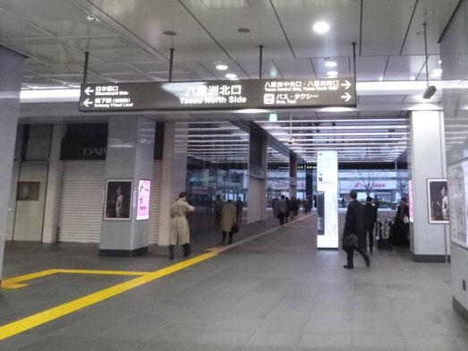 東京駅八重洲地下街カレーショップアルプス002