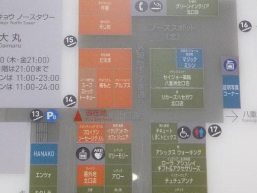 東京駅八重洲地下街カレーショップアルプス020