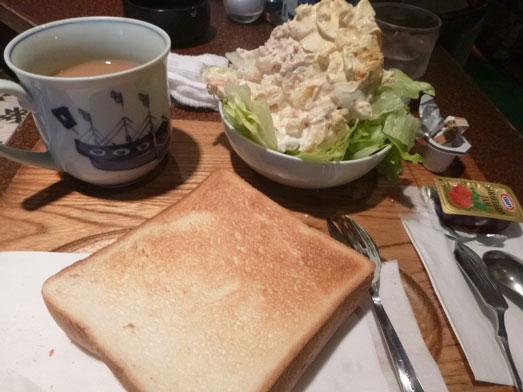 銀座喫茶アメリカンのサンドイッチモーニングセット020