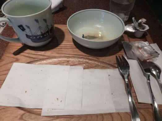 銀座喫茶アメリカンのサンドイッチモーニングセット023