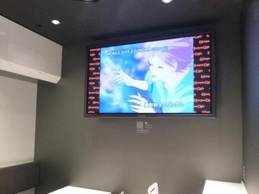 ガンダムカフェ東京駅店で人気メニューハロラテ人形焼010