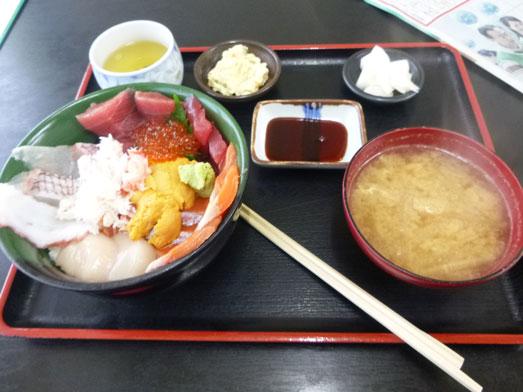 千葉市中央卸売市場長谷川食堂びっくり海鮮丼013