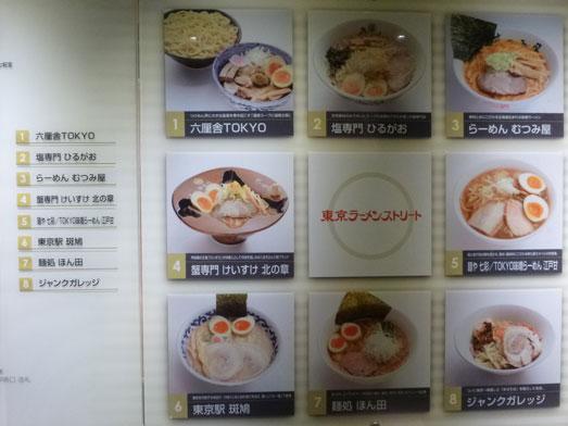ジャンクガレッジ東京ラーメン豚増し野菜増しダブル003