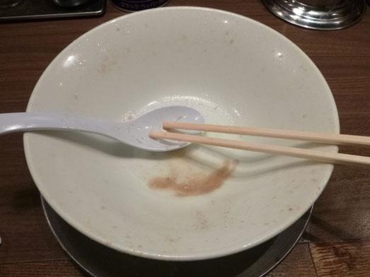 ジャンクガレッジ東京ラーメン豚増し野菜増しダブル020