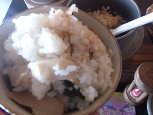 かま炊き釜めしこめ太郎で日替わりランチ036