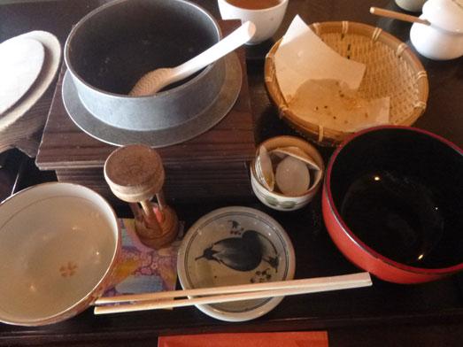 かま炊き釜めしこめ太郎で日替わりランチ046