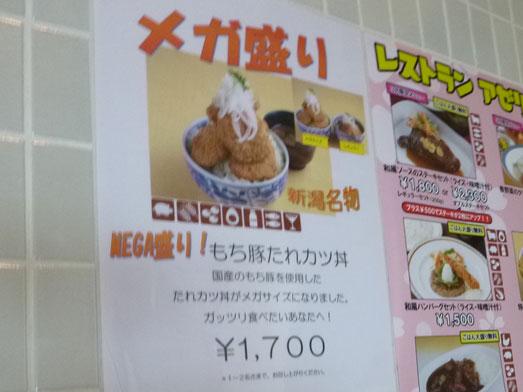 苗場プリンスホテルレストランアゼリアメガ盛りメニュー008